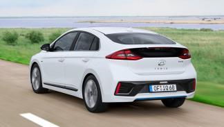 Prueba Hyundai Ioniq (III)