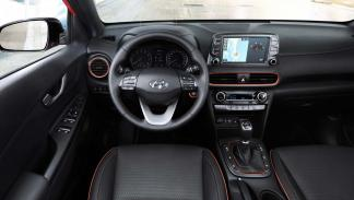 Prueba Hyundai Kona 1.0 diseño SUV compacto lujo