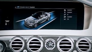 Prueba del Mercedes AMG S 63