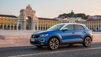 Prueba Volkswagen T-Roc 2.0 TDI 150 CV (perfil)