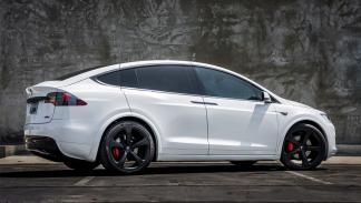 Tesla Model X P100D by T Sportline