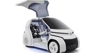 Toyota Concept-i,