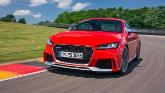 Audi TT RS/Jaguar F-Type 400 Sport