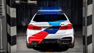 BMW M5, el Safety Car para MotoGP 2018