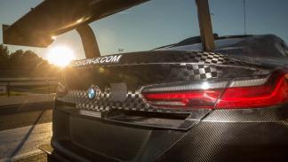 BMW M8 GTE test Paul Ricard