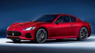 El deportivo perfecto - La imagen del Maserati GranTurismo
