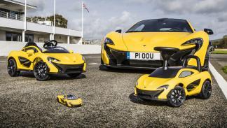 McLaren P1 para niños