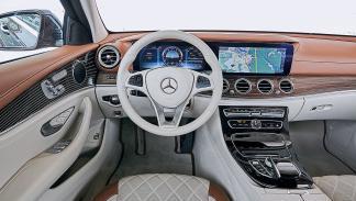 Comparativa: Mercedes E 200 Estate vs BMW 520i Touring