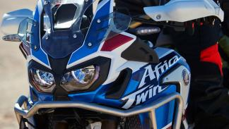 Nueva Honda Africa Twin Adventure Sports 2018