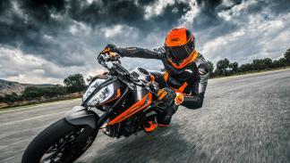 Nueva KTM 790 Duke 2018