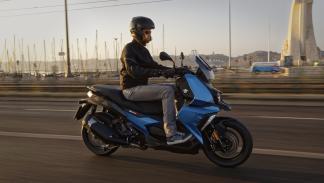 Nuevo BMW C 400 X 2018