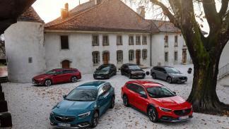 Opel Insignia Country Tourer 2017