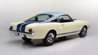 Prototipo Shelby GT350 de 1966