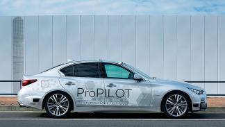Prueba del Nissan ProPilot 3