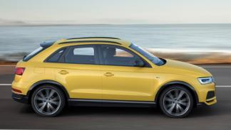 Rivales Jaguar E-Pace: Audi Q3 (I)