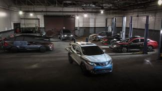 Los showcar de Nissan inspirados en 'Star Wars'