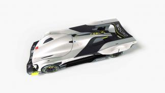 Tesla 24 Horas Le Mans 2030