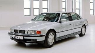 Los V12 brutales de BMW
