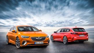 Asientos Opel Insignia GSi