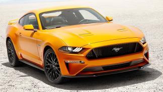 Los coches más populares de Instagram - Ford Mustang