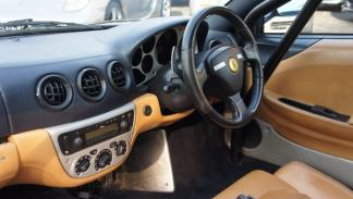 Ferrari 360 Modena segunda mano
