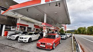 Fuera de serie: BMW M en Nurburgring