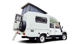 Land Rover one: Overlander