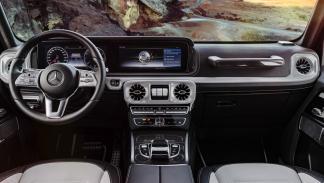Mercedes Clase G 2018 interior