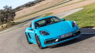 Prueba Porsche 718 Cayman GTS