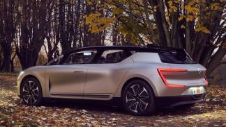 Renault Symbioz: estático
