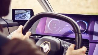 Renault Symbioz: pantallas