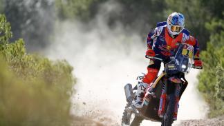Sam Sunderland - Favorito Dakar 2018 motos