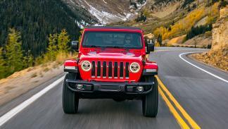 al volante: Jeep JL Wrangler Rubicon 2018