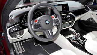 al volante del nuevo BMW M5