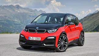 Los eléctricos más vendidos en 2017: BMW i3 - 683 unidades
