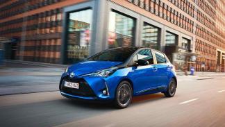 Los híbridos más vendidos en 2017: Toyota Yaris - 8.235 unidades