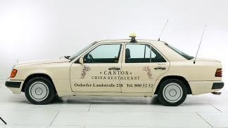 Mercedes de 1,3 millones de kilómetros