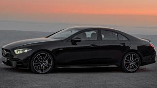 Mercedes-AMG CLS 53 4Matic+ 2018