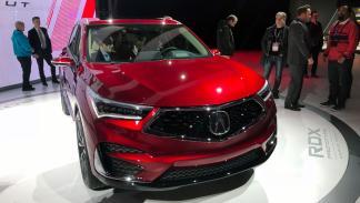 Salón de Detroit 2018: Acura RDX