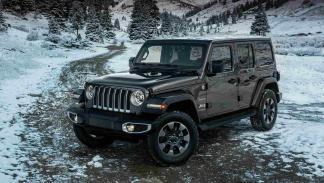 Los SUV que más consumen Jeep Wrangler