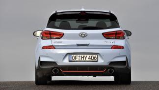 Hyundai i30 N Performance trasera