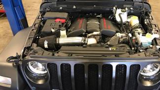Jeep Wrangler 2018 V8