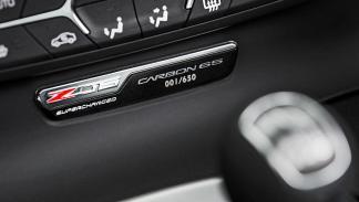 Prueba del Chevrolet Carbon Edition 65