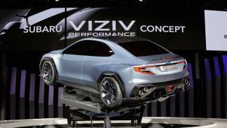 Subaru Viviz Performance Concept