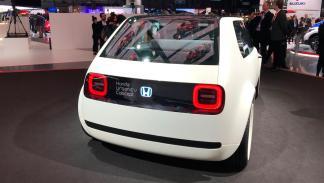 Honda Urban EV Concept (trasera)