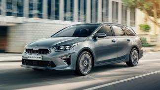 Kia Ceed Sportswagon 2018