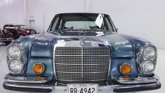 Mercedes 280SEL de Elvis Presley