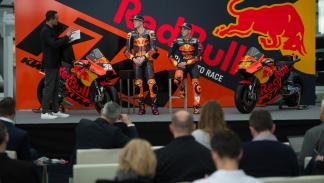 Presentación KTM MotoGP 2018