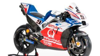 Presentación Pramac Racing 2018