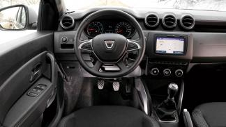 Prueba Dacia Duster TCe 125 4x4